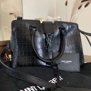 YSL Small Cabas Purse